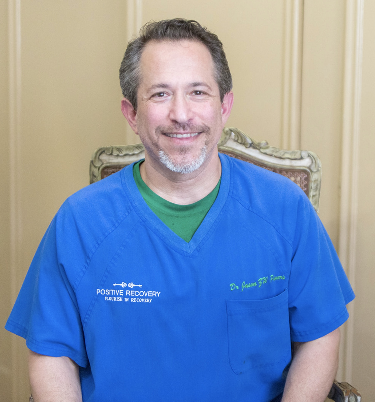 Dr. Jason ZW Powers, MD, MAPP